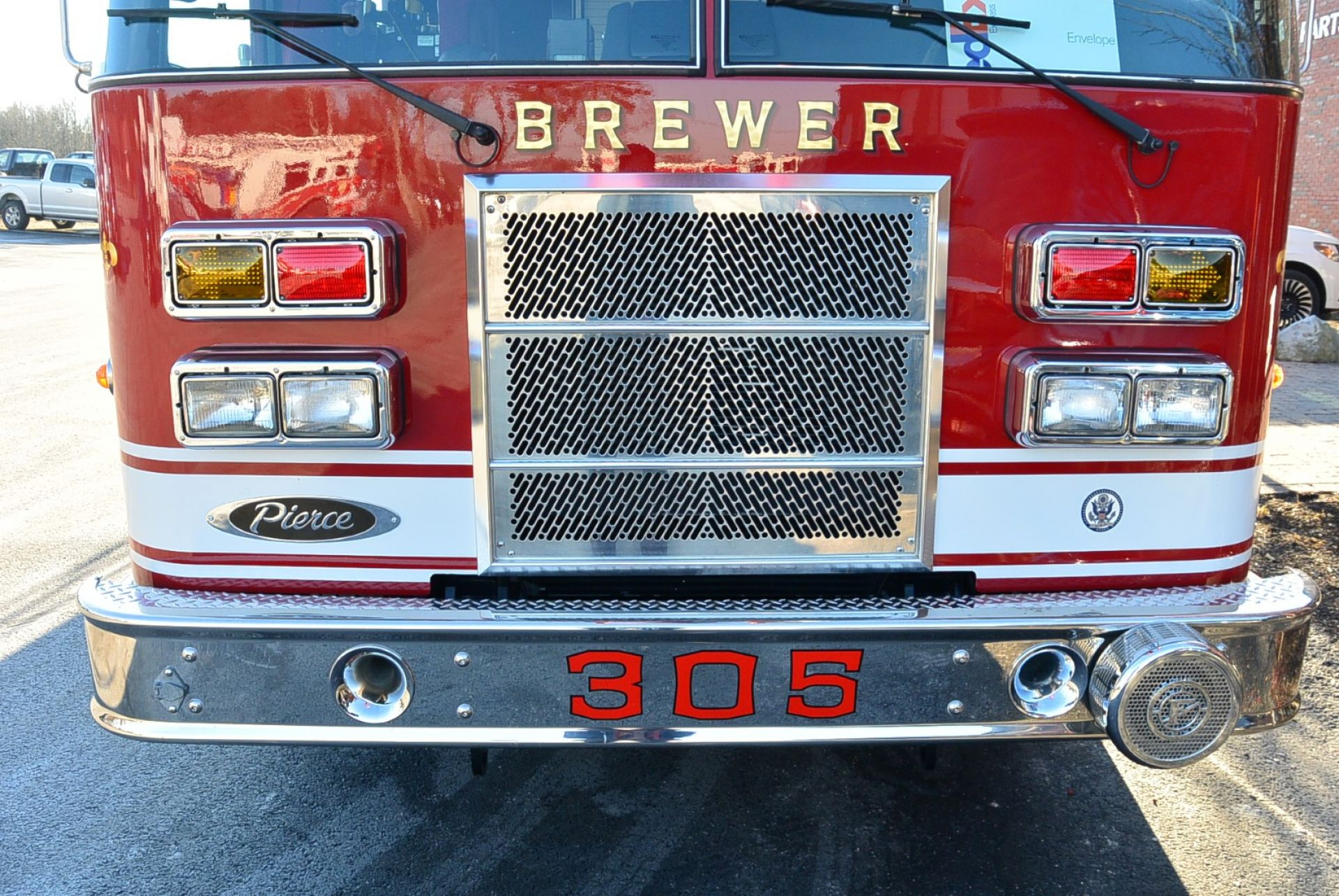 Brewer FD