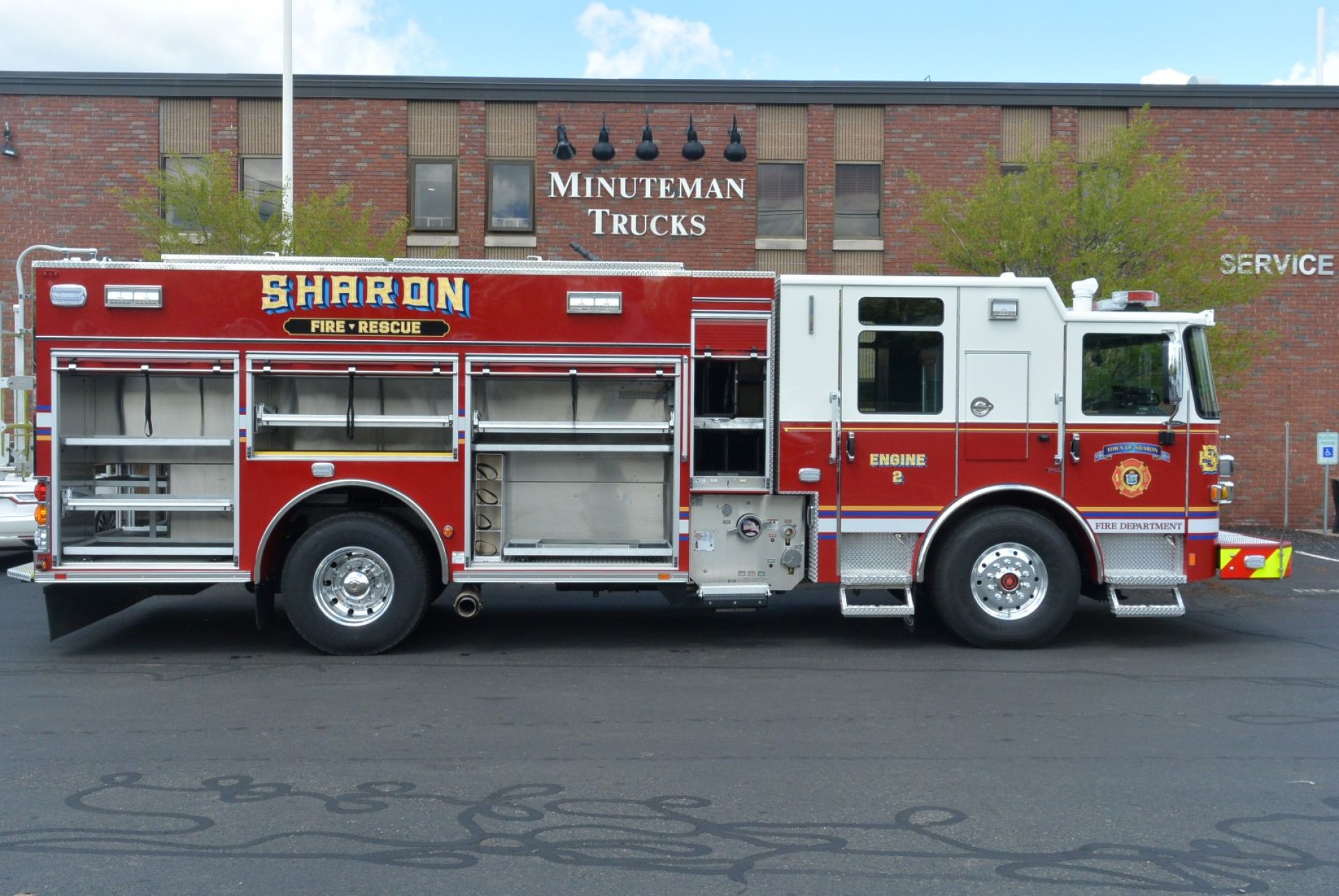 Sharon FD